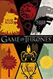 Television Maxi Poster featuring the Sigils from Game of Thrones 61x91.5cm
