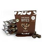 52x Lycka Mini Snackbites á 25g (Kakao) veganer Snack für zwischendurch