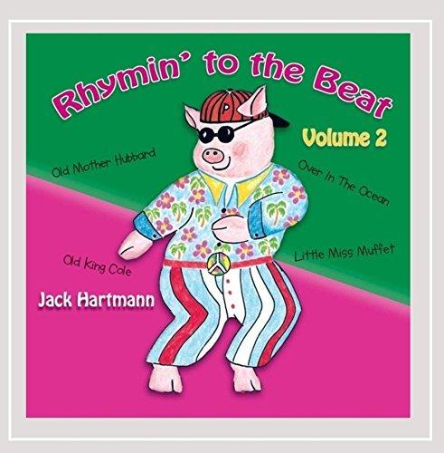 Rhymin' to the Beat, Vol. 2 by Jack Hartmann
