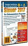 Aldi Steuerprogramm Einkommenssteuer 2017 - Steuer 2017 CD Software medium image