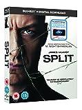 Split (Blu-ray + Digital Download) [2017]