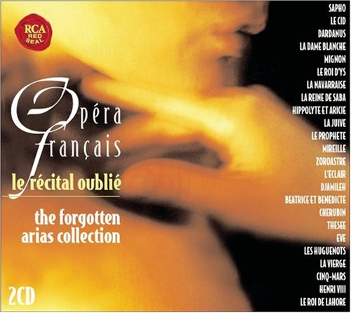 Opéra Français - Le Récital oublié [Import anglais]