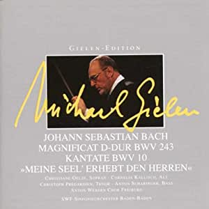 Magnificat BWV 243, Kant BWV 10