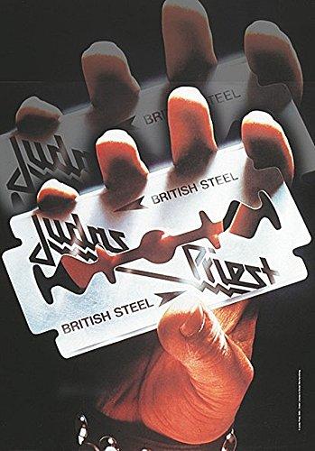 Judas Priest: British Steel (Fahne) (Zubehör)