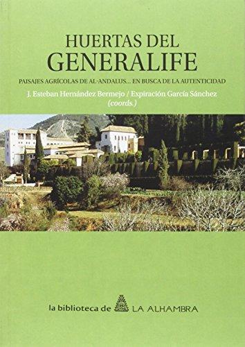 HUERTAS DEL GENERALIFE (La biblioteca de La Alhambra)