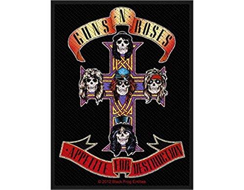 Guns 'n' Roses - Appetite For Destruction - Toppa/Patch