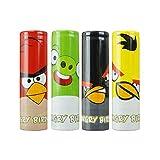 Birds 18650 Batterie wickelt PVC - Hitze schrumpfen - 16 Stück - 4 Stück von jedem
