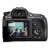 atFoliX Blickschutzfilter für Sony Alpha a58 (SLT-A58) Blickschutzfolie - FX-Undercover 4-Wege Sichtschutz Displayschutzfolie