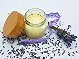 Handbalsam Lavendel, ohne Palmöl, plastikfrei, reichhaltige Handcreme von kleine Auszeit Manufaktur