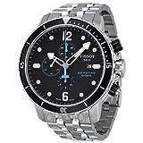 Tissot Tissot Seastar Cronografo Nero Quadrante Mens Orologio T0664271105700
