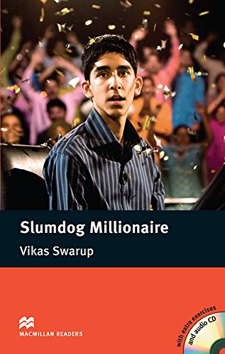 MR (I) Slumdog Millionaire Pk (Macmillan Readers 2010) por V. Swarup