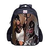 Venom Zaini Casual Sacchetto di scuola primaria zaino popolare per ragazze ragazzi allenatore zaino per bambini borsa da viaggio (Color : A09, Size : 42 X 32 X 17cm)