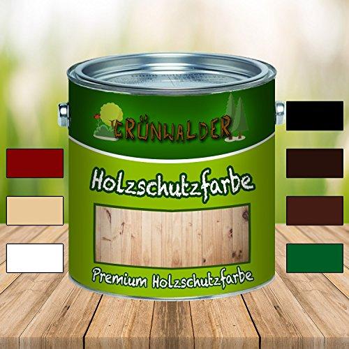 Landhausfarbe 0,75l schwedenrot
