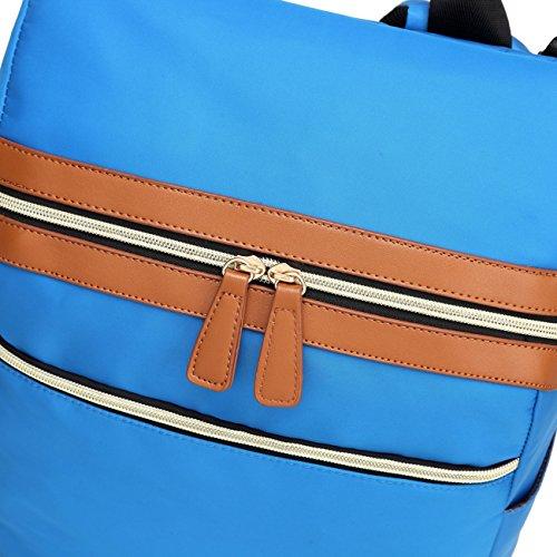 Colorland - Zaino da trekking, dark blue (blu) - ZFFPBB44db sky blue