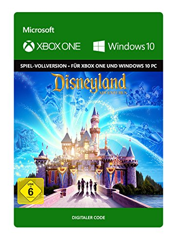 Disneyland Adventures | Xbox One/Win 10 PC - Download Code