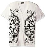 Just Cavalli T-Shirt Herren Weiß mit Print (M)
