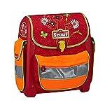 Scout Mochila infantil, Mohnblume (Rojo) - 72400309900