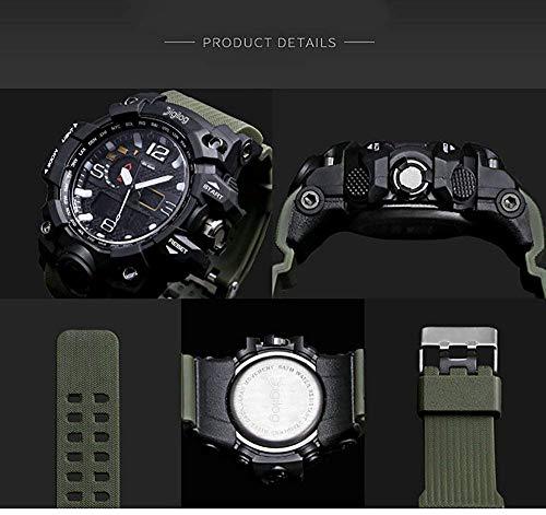 Digilog Special Forces Analog Digital Multi-Function Watch for Men & Boys