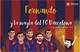 Libro infantil personalizado la magia de FC Barcelona de My Magic Story