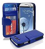 Cadorabo DE-100148 Samsung Galaxy S3/S3 NEO Hülle Königs-Blau