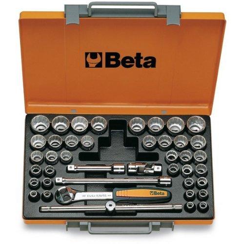 Beta 9200988 920/C37-37 Douille double pour douilles + 5 Accessor.