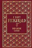 Der gro?e Gatsby: Leinen mit Goldpr?gung