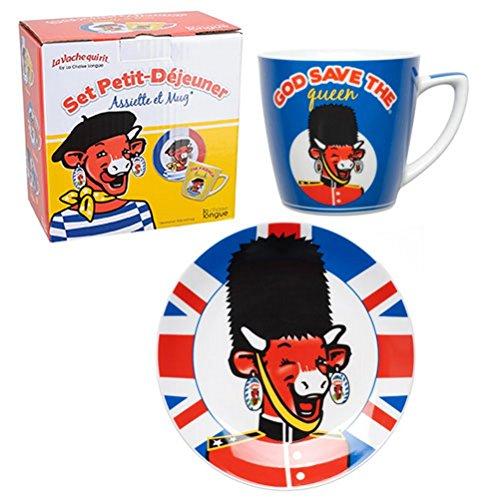 Set Petit Déjeuner Porcelaine La Vache Qui Rit British