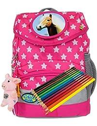 Preisvergleich für School-Mood Kindergartenrucksack KIDDY - Vier Modelle 2017