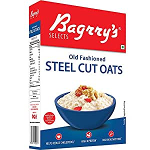 Bagrry's Steel Cut Oats, 500g