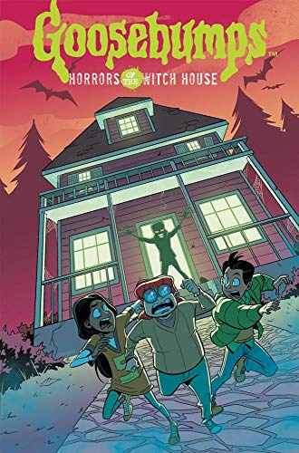 Goosebumps: Horrors of the Witch House (English Edition)