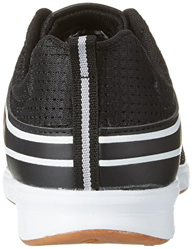 KangaROOS Ron I, Baskets Mixte Adulte Noir (noir/blanc)