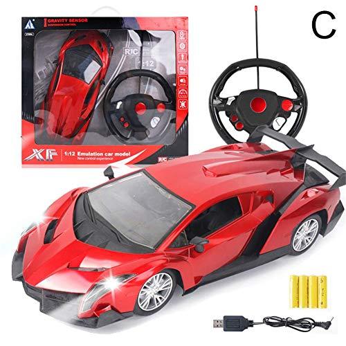 Télécommande Enfants Stunt Gravity RC Voitures Véhicules Jouets Enfant simulation modèle de voiture jouet
