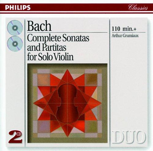 J.S. Bach: Sonata for Violin S...