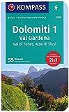 libro Guida escursionistica Dolomiti, val Gardena