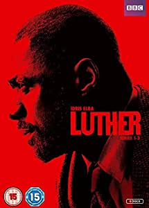 Luther - Series 1-3 [DVD] [2010]