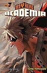 My Hero Academia nº 07 par Horikoshi