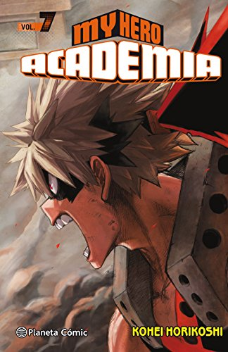 My Hero Academia nº 07 (Manga Shonen) por Kohei Horikoshi