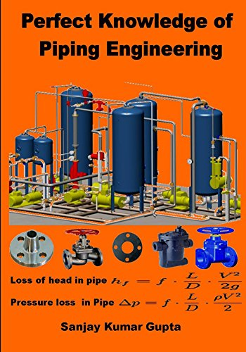 Perfect Knowledge of Piping Engineering: Piping Engineering Handbook (English Edition) (Piping Engineering)
