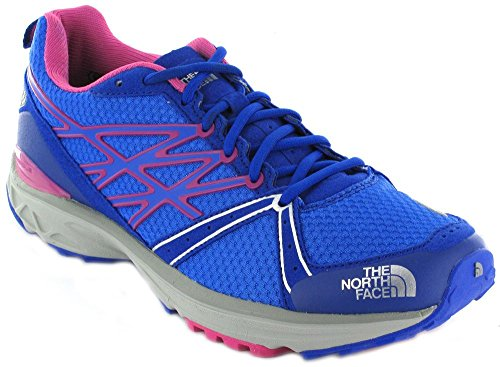 The North Face - Zapatillas de running para mujer azul azul 39