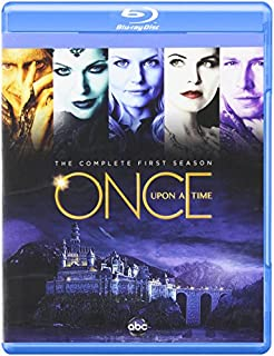 Once Upon a Time: Complete First Season [Blu-ray] [Region Free] [US Import] (B0058YPLA2) | Amazon price tracker / tracking, Amazon price history charts, Amazon price watches, Amazon price drop alerts