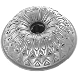 Nordicware STAINED GLASS bundt cake tin : Platinum Collection : 88737