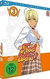 DVD Cover 'Food Wars! - Vol.3 [Blu-ray]