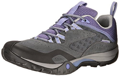 Merrell Azura Breeze, Women's Lace-Up Hiking Shoes - Turbulence, 6.5 UK