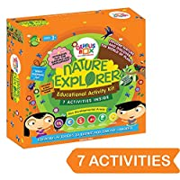 Genius Box - Play some Learning Toys for Kids : Nature Explorer DIY Activity Kit | Educational Toy | Learning Kit | Educational Kit | STEM