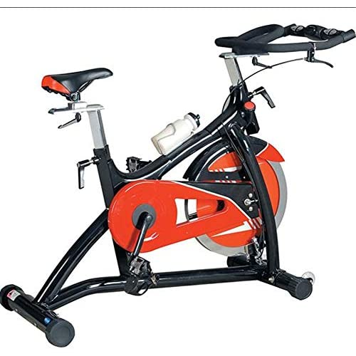 51eC6 ck5GL. SS500  - Lcyy-Bike Bicycle Trainers Magnetic Resistance 18 Kg Flywheel Cardio Workout With Multifunctional Display Adjustable Handlebars & Seat Height