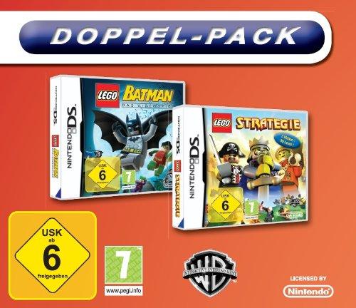 Lego Batman + Lego Strategie (Doppelpack) (Lego Batman 3 Ds)