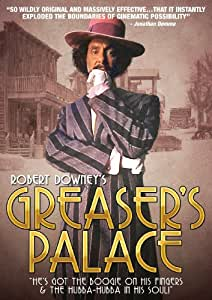 Greaser's Palace [DVD] [1972] [Region 1] [US Import] [NTSC]
