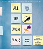 All the Bright Places by Jennifer Niven (2015-01-06)