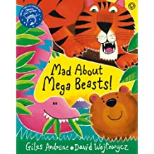 Mad About Mega Beasts! (English Edition)