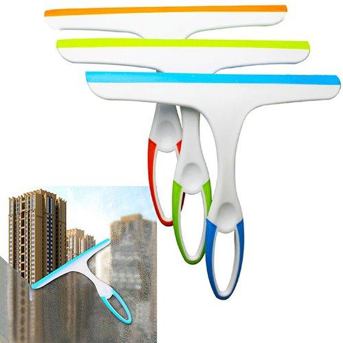 Homeofying - Glas-, Fenster-, Scheibenwischer-Seife, Reiniger, Squeegee, für Dusche, Badezimmer, Spiegel, Auto, Klinge multi -